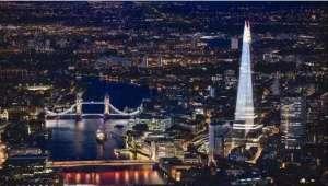 """伦敦碎片大厦安装""""亲生物的""""办公室,员工生产率提高20%凯里"""